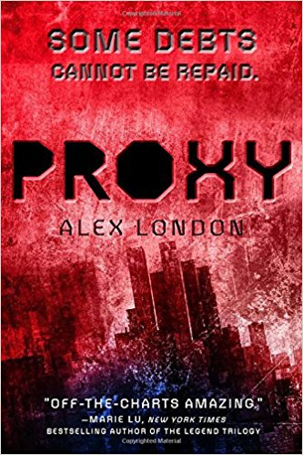 Proxy Book Cover