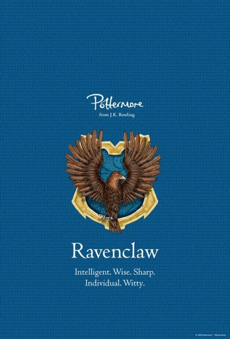 ravenclaw pottermore pic