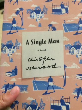 A Single Man cover