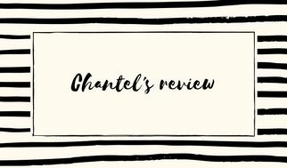 Chantel's review