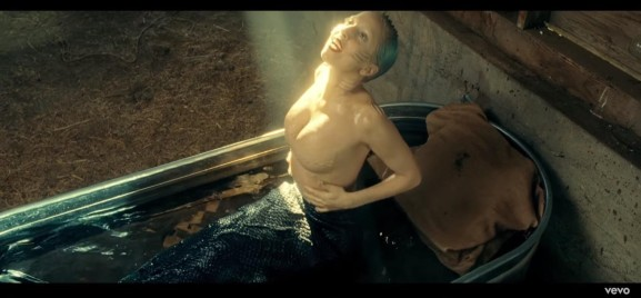 Mermaid Gaga