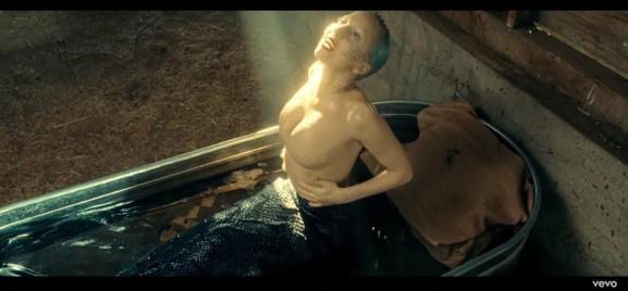 Mermaid Gaga