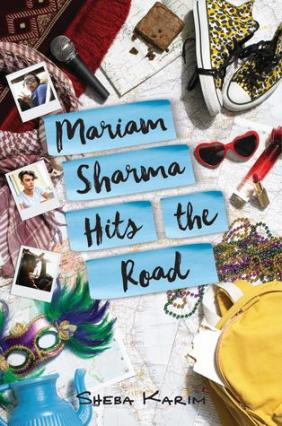 Mariam Sharma Hits the Road cover